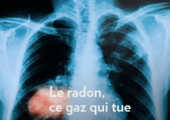 Le radon, un gaz radioactif présent dans votre maison qui touche 6,9 % de la population