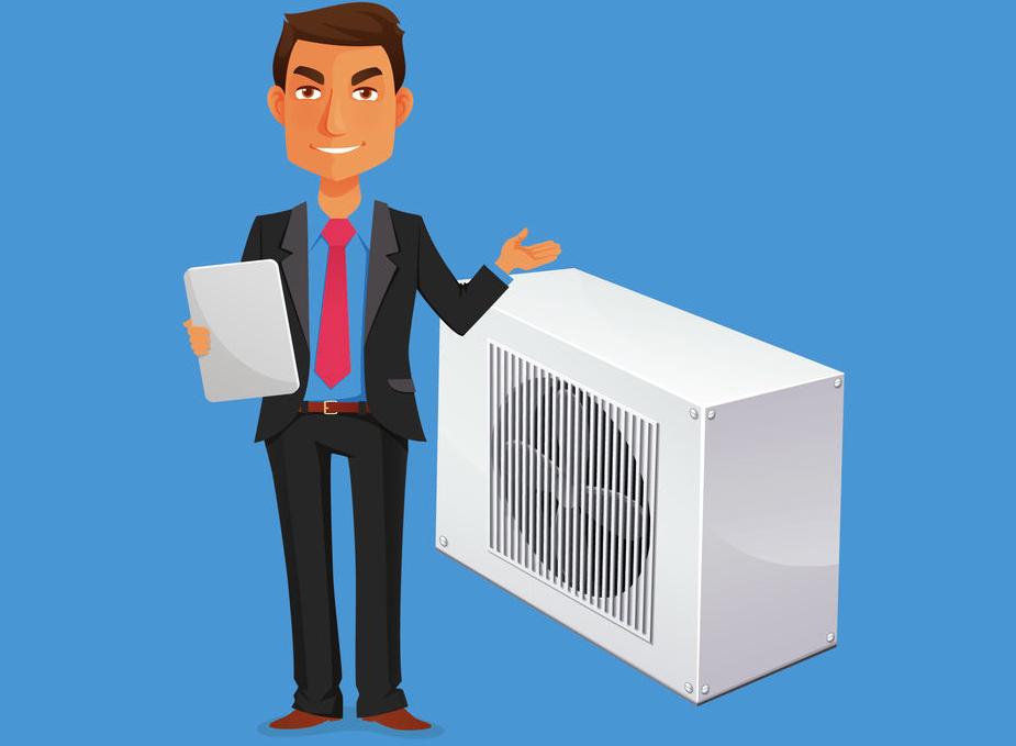 Un vendeur vous contacte pour l'achat d'une thermopompe? Ce qu'il faut savoir.