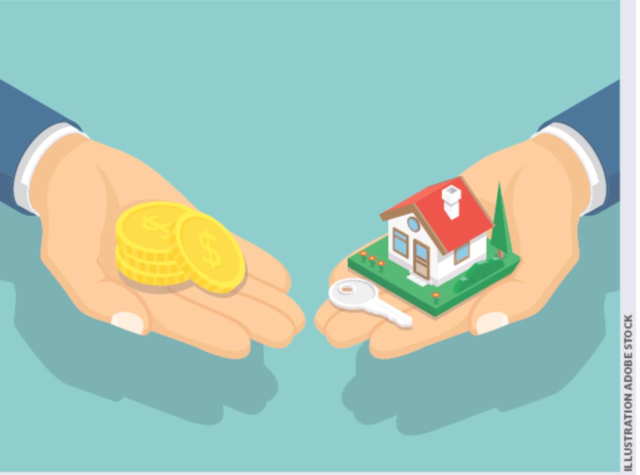 Gagner la bataille de la contre-offre pour acheter une maison.