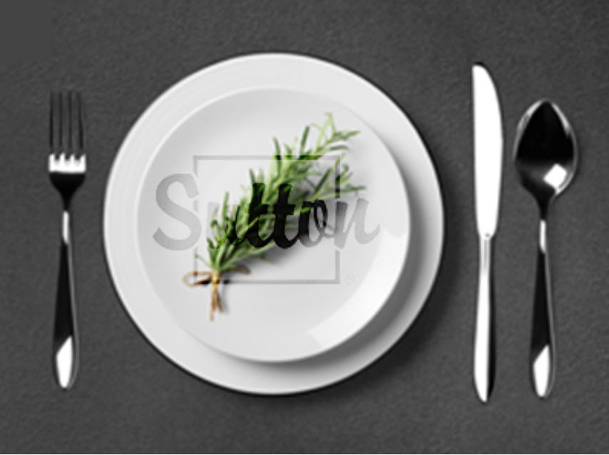 L'art de dresser la table.